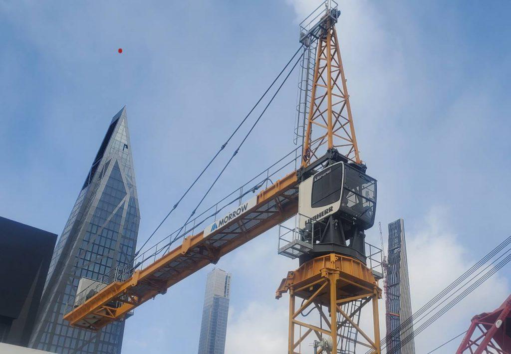 Crane Services Rigging NYC