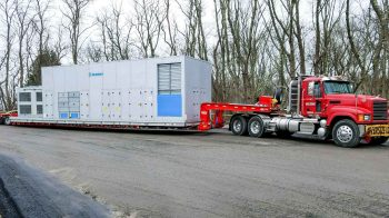 Trucking & Machinery Moving