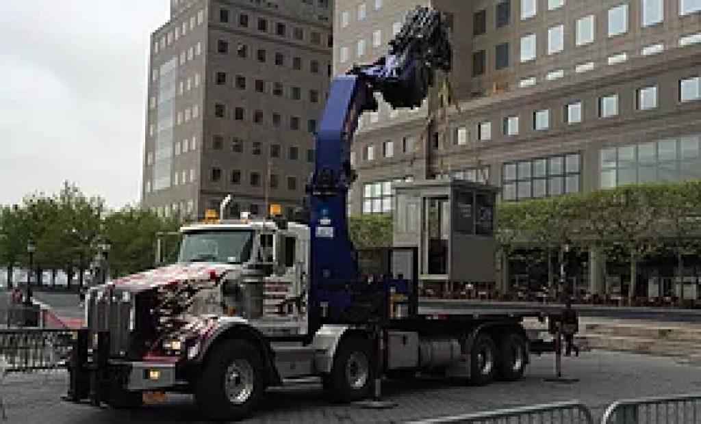 Trinchese Boom Truck